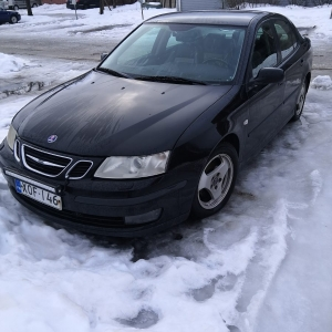 Saab 9-3 Sport Sedan 2003